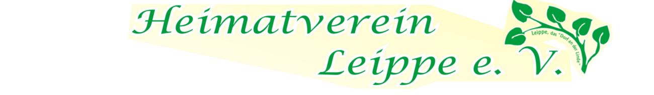 Heimatverein Leippe e.V.