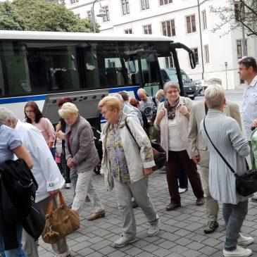 Vereinsfahrt nach Bautzen am 17.09.16